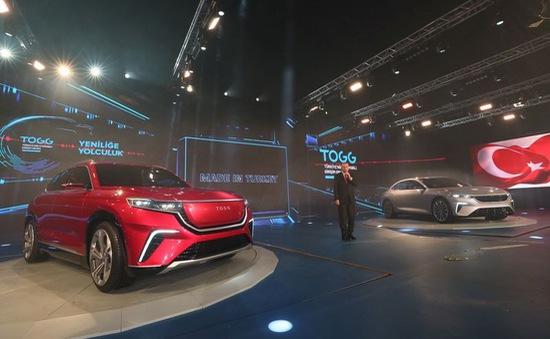 Thổ Nhĩ Kỳ ra mắt ô tô 100% nội địa