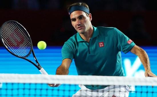Roger Federer công bố lịch trình thi đấu năm 2020