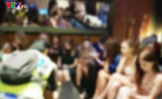 Malaysia: Bắt giữ 38 phụ nữ nước ngoài nghi hành nghề mại dâm