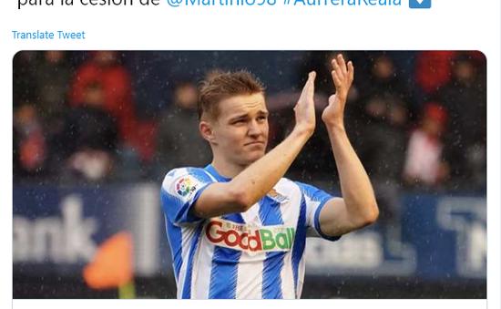 """Man City mừng hụt vì trò đùa """"cực lầy"""" của Real Sociedad"""