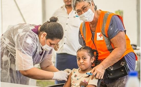 Samoa chấm dứt tình trạng khẩn cấp do dịch sởi