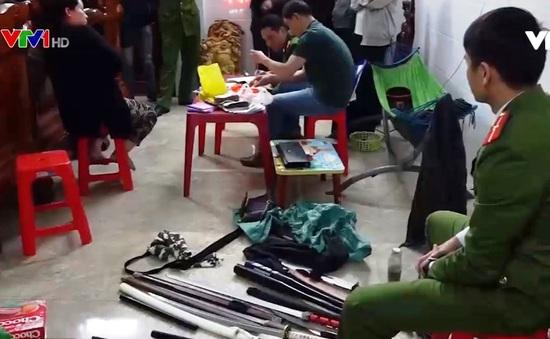 Quảng Bình: Đồng loạt tấn công tội phạm tín dụng đen