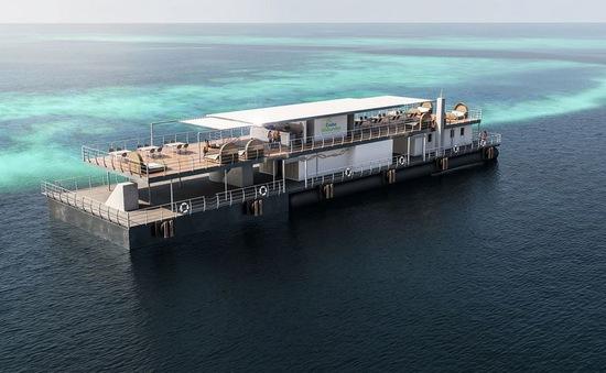 Khách sạn dưới biển đầu tiên ở Australia