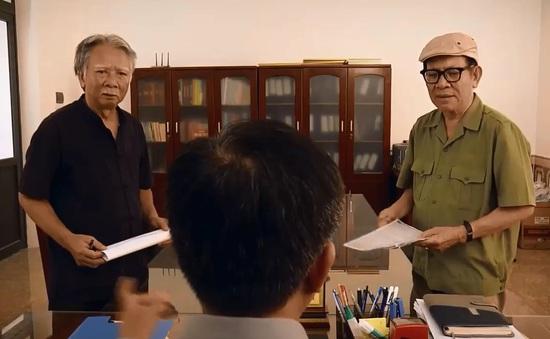 """Sinh tử - Tập 21: Dân đi kiện, phó chủ tịch xã hỏi """"kiện mãi không chán à?"""""""