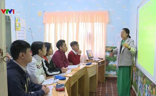 Ngôi trường dạy nghề giúp trẻ khuyết tật sớm hòa nhập