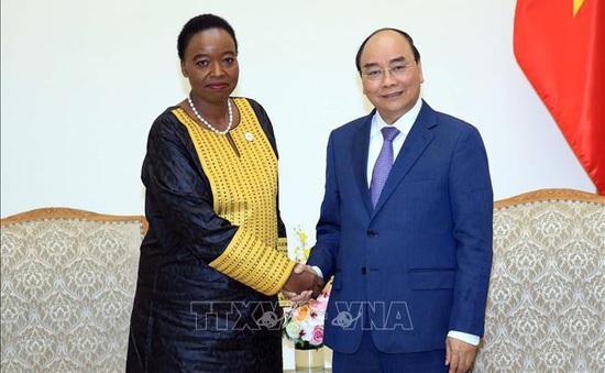 Thủ tướng tiếp Bộ trưởng Ngoại giao Kenya