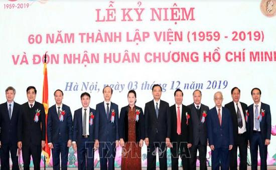 Kỷ niệm 60 năm thành lập Viện Khoa học Thủy lợi Việt Nam