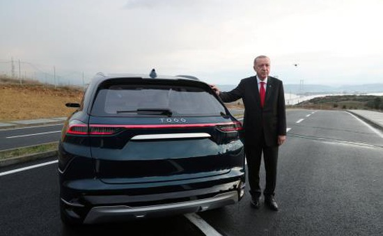 Thổ Nhĩ Kỳ lần đầu ra mắt xe hơi 100% sản xuất nội địa