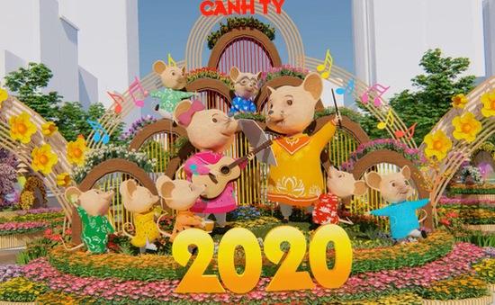 Cấm xe vào đường Nguyễn Huệ để tổ chức đón năm mới 2020