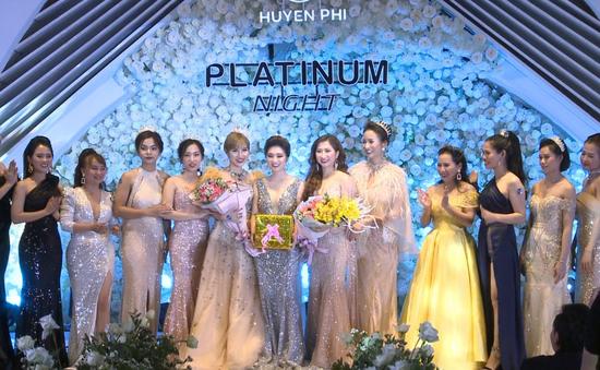 """Huyền Phi Cosmetics long trọng tổ chức """"Platinum night"""" 3 năm một chặng đường"""