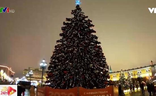 Kinh doanh du lịch Giáng sinh ở Nga vào mùa