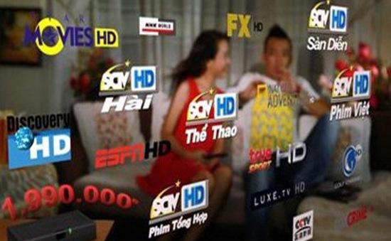 """Hàng triệu USD """"chảy"""" vào túi doanh nghiệp truyền hình nước ngoài mỗi năm"""