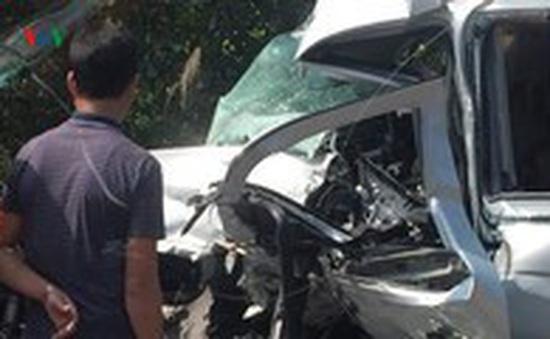 Ba người tử vong sau cú đâm của xe tải vào 2 xe máy