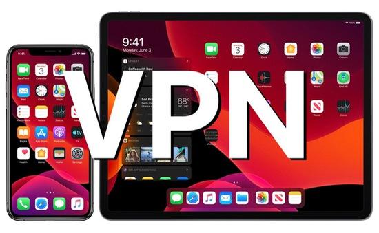 6 bước xóa mạng ảo VPN khỏi iPhone và iPad