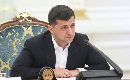 Trao đổi tù nhân tại miền Đông Ukraine