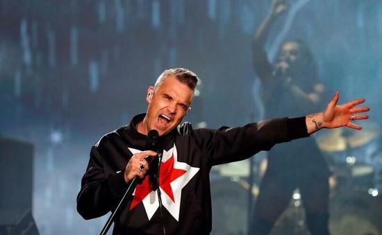 Dù đã rất giàu, Robbie Williams vẫn thích làm việc