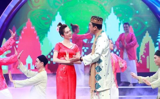 Hát ca khúc của nước bạn, Dương Kim Ánh được Tổng lãnh sự quán Indonesia dành nhiều lời khen