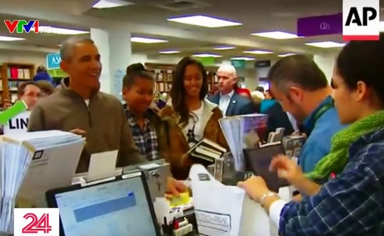 Cựu Tổng thống Mỹ Obama đọc sách gì trong năm 2019?