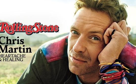Thủ lĩnh của Coldplay từng lo lắng mình là người đồng tính