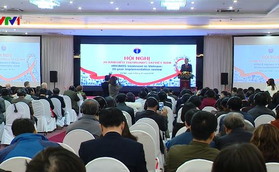 Thành tựu 20 năm điều trị HIV/AIDS tại Việt Nam