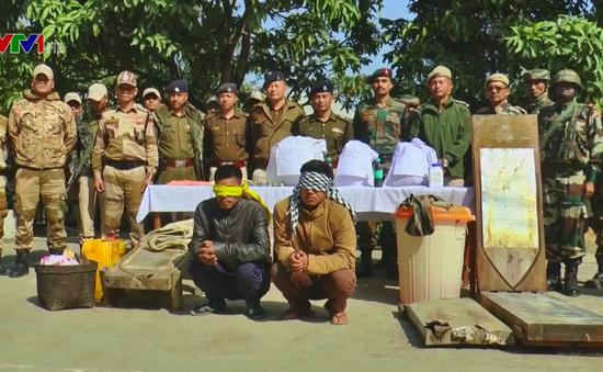 Ấn Độ thu giữ lượng lớn heroin
