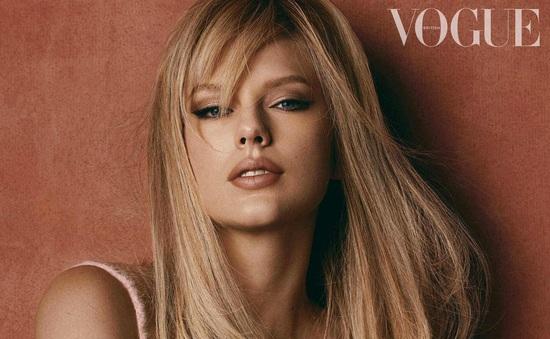 Taylor Swift khác lạ trong hình ảnh mới