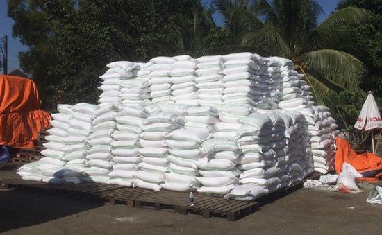 Phát hiện 1.000 tấn đường cát lậu tại An Giang