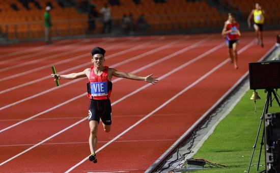 TỔNG HỢP SEA Games 30 ngày 7/12: Ánh Viên giành tấm HCV thứ 5, Điền kinh đoạt Vàng đầu tiên