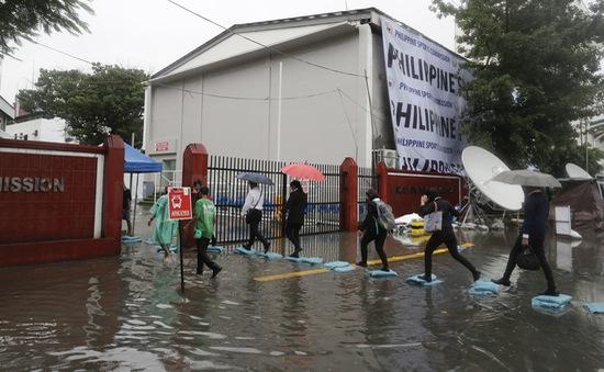 Mưa lũ nghiêm trọng nhất trong nhiều thập kỷ tại Philippines