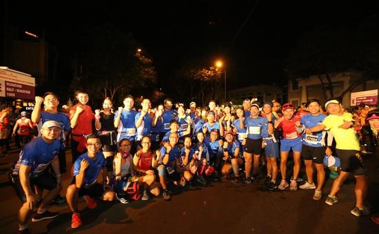 Geoffrey Birgen vô địch giải Marathon Quốc tế TP.HCM