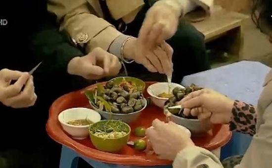 Thưởng thức ẩm thực mùa Đông Hà Nội