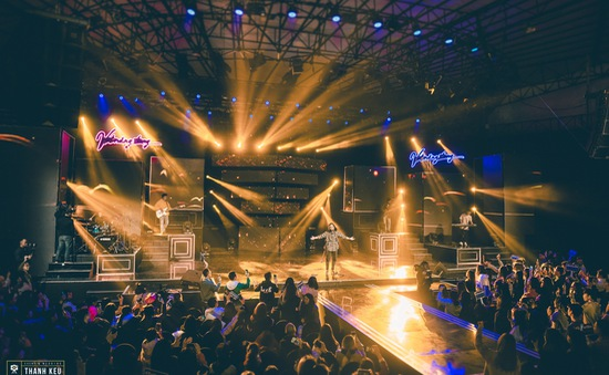 """Bùng nổ đêm đại nhạc hội """"Vệt nắng đông"""" với thông điệp """"BetterMe - Một tôi tốt hơn"""" của VTV6"""