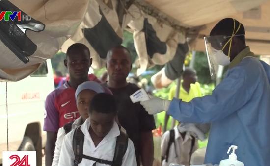 Dịch Ebola bùng phát ở Congo, hơn 500 người thiệt mạng