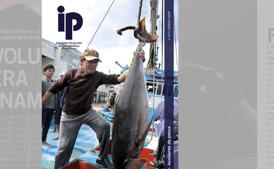 Báo chí châu Âu đánh giá cao chuyển biến của ngành ngư nghiệp Việt Nam