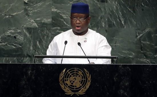 Sierra Leone ban bố tình trạng khẩn cấp vì nạn tấn công tình dục