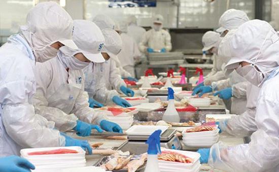 Tôm và cá tra tiếp tục là mặt hàng xuất khẩu chủ lực của thủy sản Việt