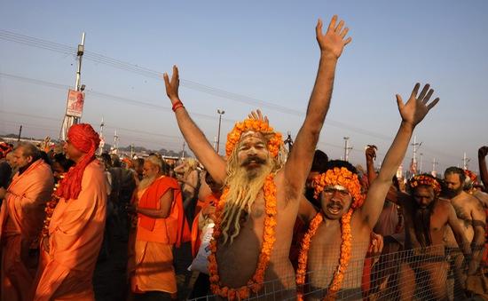 Ấn Độ gây tranh cãi khi đầu tư 600 triệu USD cho lễ hội Kumbh Mela