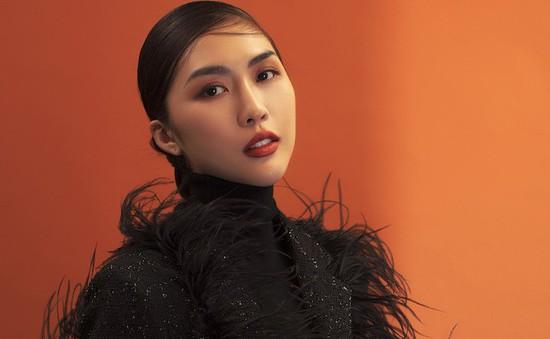 """Hoa hậu Tường Linh """"lột xác"""" trong bộ hình mới"""
