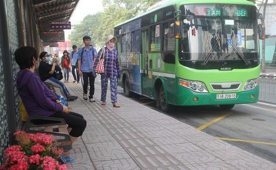 TP.HCM: Triển khai thí điểm thanh toán tự động vé xe bus