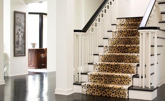 Thiết kế cầu thang giúp căn nhà trở nên nổi bật