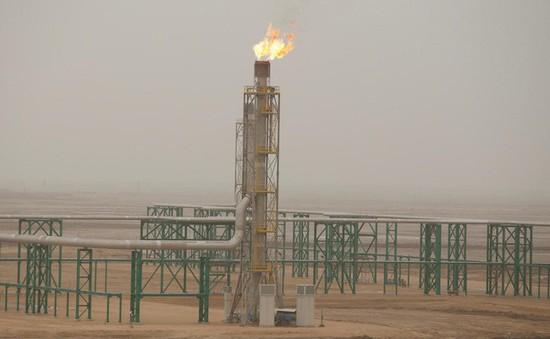 Giá dầu thế giới tăng