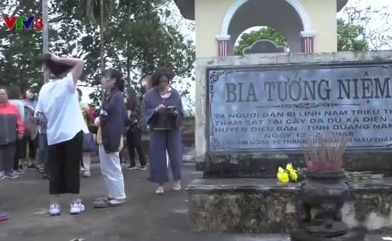Ký ức vụ thảm sát Phong Nhị