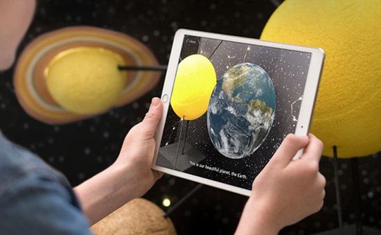 Với iPad, Apple không có đối thủ trong thị trường máy tính bảng