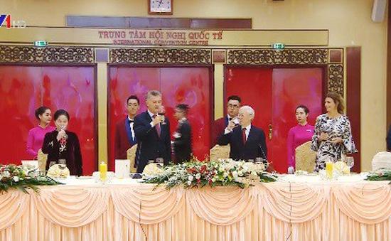 Việt Nam và Argentina tăng cường hợp tác hữu nghị