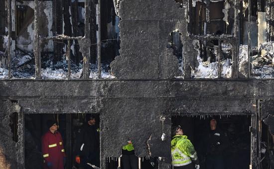 Cháy lớn tại Canada, 7 trẻ em tị nạn Syria thiệt mạng