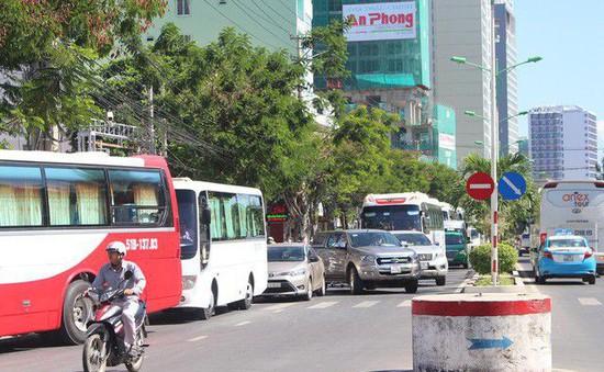 Nha Trang cấm xe trên 29 chỗ trong giờ cao điểm