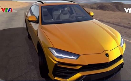 Chiêm ngưỡng mẫu xe Lamborghini 3D tự thiết kế