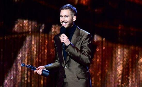 Calvin Harris thắng lớn tại lễ trao giải Brit 2019