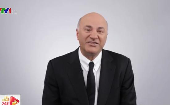 Triệu phú người Canada Kevin O'Leary chỉ cách tiêu tiền thông minh