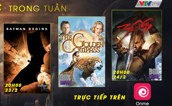Đặc sắc phim cuối tuần trên VTVcab và Onme